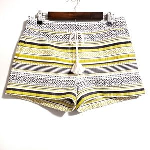 LOFT Rivera Drawstring Shorts Size 6
